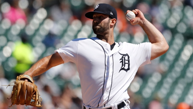 Report: Brewers finalizing trade for Tigers' Norris