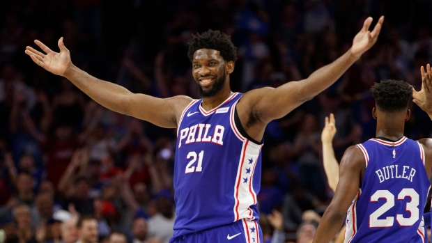 the best attitude af8dd 07cc4 76ers eliminate Nets; to face Raptors in second round - TSN.ca