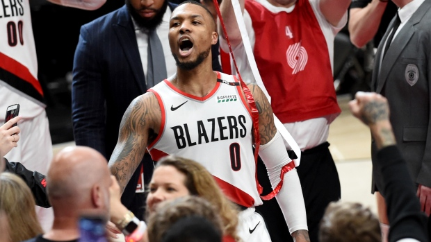 Damian Lillard, Blazers working toward supermax deal