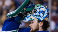 Canucks sign goalie Thatcher Demko to two-year extension worth $2.1 million Article Image 0
