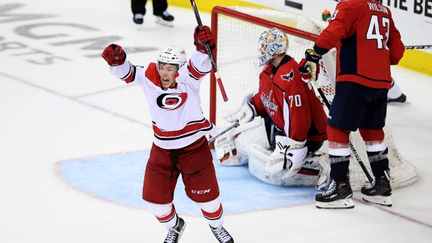 Brock McGinn, Hurricanes agree to two-year, $4.2M deal