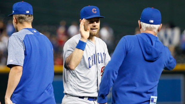 Report: Chicago Cubs and St  Louis Cardinals to meet in