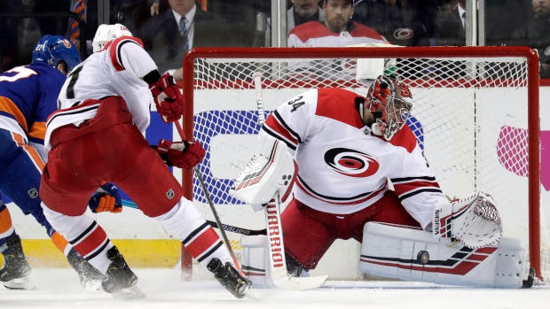 Carolina Hurricanes: Storm Surging Through The East
