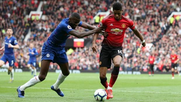 Chelsea's Rudiger (knee) out for season