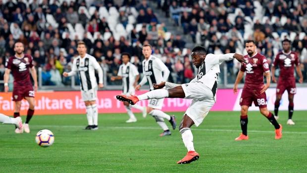 Ronaldo rescues draw for Juventus against Torino - TSN ca