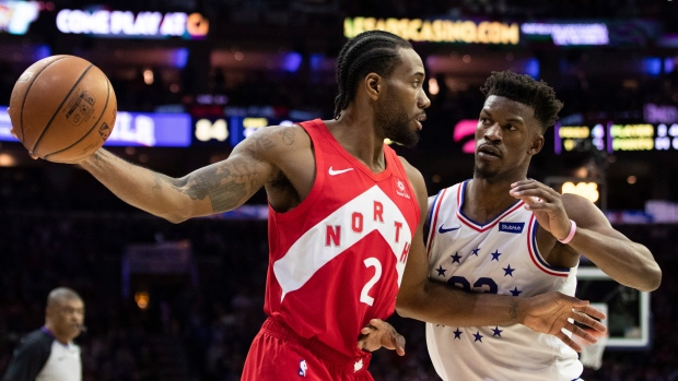 0abd5ad1743e By The Numbers  Toronto Raptors vs. Philadelphia 76ers in the first five  games - TSN.ca