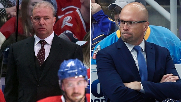 Flyers add Therrien, Yeo to Vigneault's staff