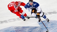 Finnish defenceman Otto Leskinen signs with Montreal Canadiens Article Image 0