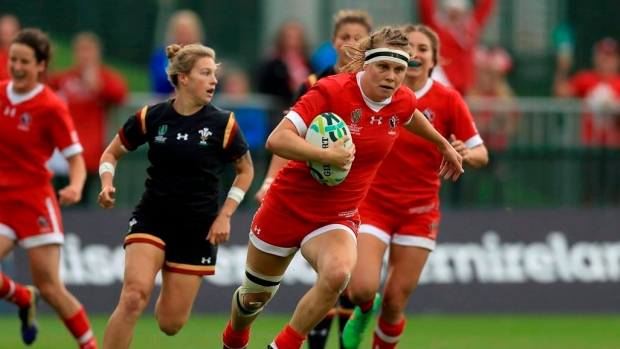 Canada rugby sevens women