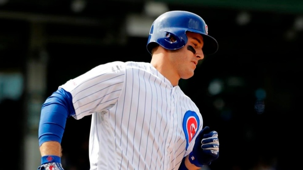 Yankees finalizing deal to acquire Rizzo from Cubs