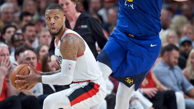 b4a9711124d Portland Trail Blazers force Game 7 with victory over Denver Nuggets -  TSN.ca