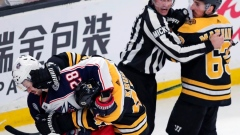 Bruins gadfly Marchand staying out of trouble (sometimes) Article Image 0