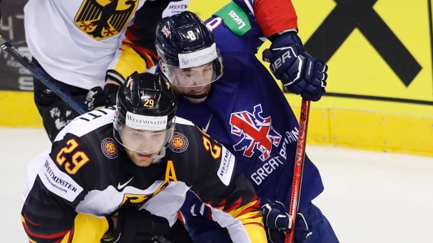 check out 38090 80320 Leon Draisaitl leads Germany past Great Britain - TSN.ca