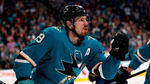 Logan Couture named San Jose Sharks captain - TSN.ca
