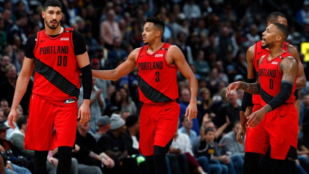 Blazers C.J. McCollum Credits Seth Curry on
