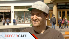 Dreger Cafe - Mark Stone