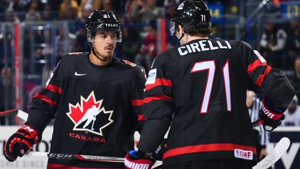 Super Hockey Ad Aria.Canada Beats France For Third Straight Win At Iihf World