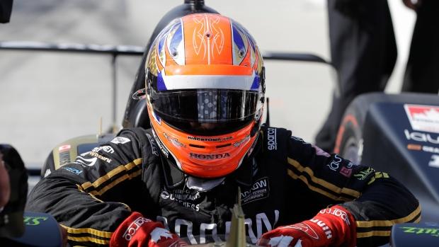 Report: Canadian James Hinchcliffe loses ride after McLaren buyout - TSN.ca