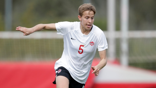 Canadian international Rebecca Quinn rejoins NWSL, signs with Reign FC - TSN.ca
