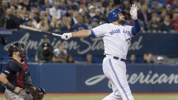 Chavis homers in 13th inning as Red Sox edge Blue Jays
