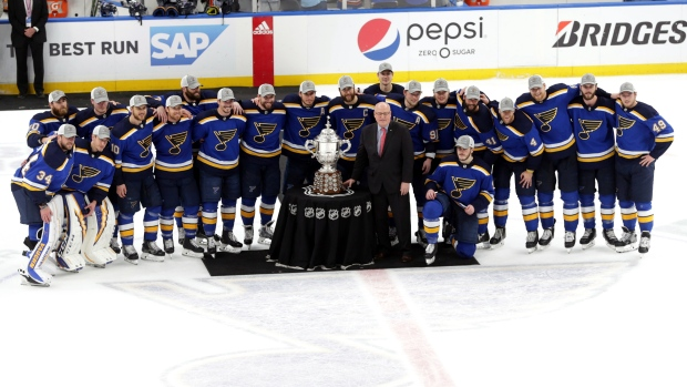 For St. Louis Blues fans, the long wait is Final-ly over - TSN.ca