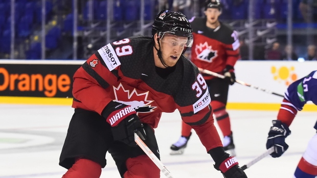 IIHF suspends Anthony Mantha for Team Canada's quarter-final against Switzerland - TSN.ca