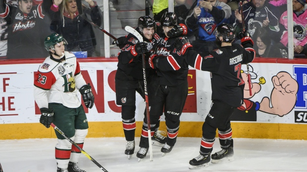 CHL's small-market teams keeping up with big boys at back-to-back Memorial Cups - TSN.ca