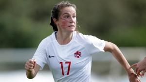 ฟุตบอลหญิงแคนาดา เสมอ สาธารณรัฐเช็ก