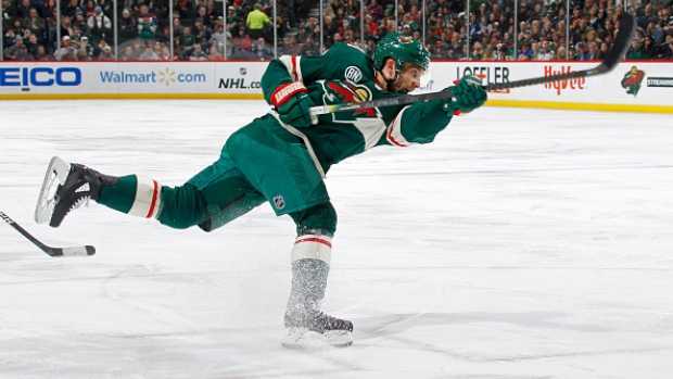 Minnesota Wild Forward Jason Zucker Out Four To Six Weeks After