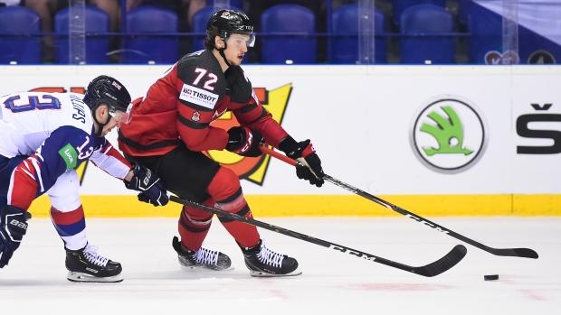 Team Canada Set To Battle Voracek Czech Republic In World Hockey