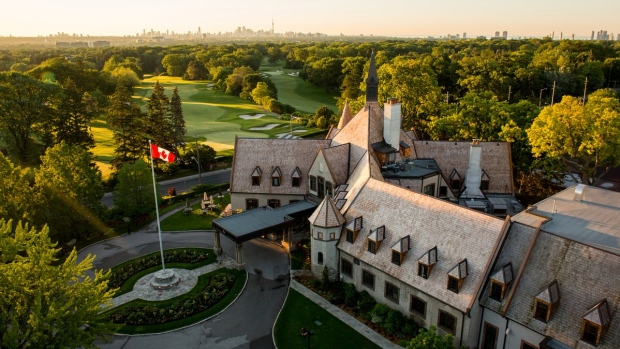 Toronto's St. George's Golf and Country Club set to host 2020 RBC Canadian Open - TSN.ca