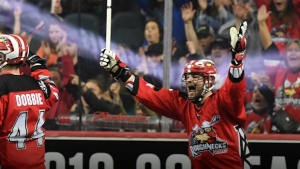 Duch's overtime winner lifts Roughnecks to NLL Cup win