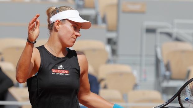 Angelique Kerber loses in three sets at Zhengzhou Open - TSN.ca