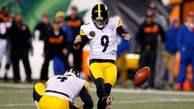 brand new 7f45d c303d Pittsburgh Steelers' kicker Chris Boswell aims to put ...