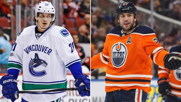NHL Off-Season Watch: How to complete a Milan Lucic-Loui Eriksson swap for Canucks, Oilers - TSN.ca