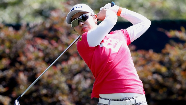 Higa leads as rookies rule at US Women's Open