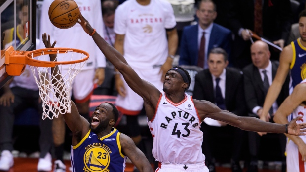 By The Numbers Pascal Siakam Among Top First Nba Finals Appearances Ever Tsn Ca