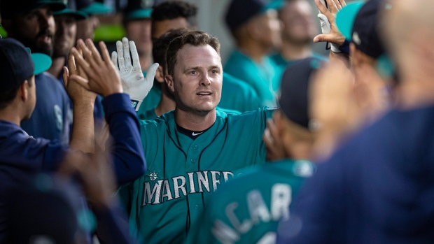 Phillies nearing trade for Mariners' Jay Bruce
