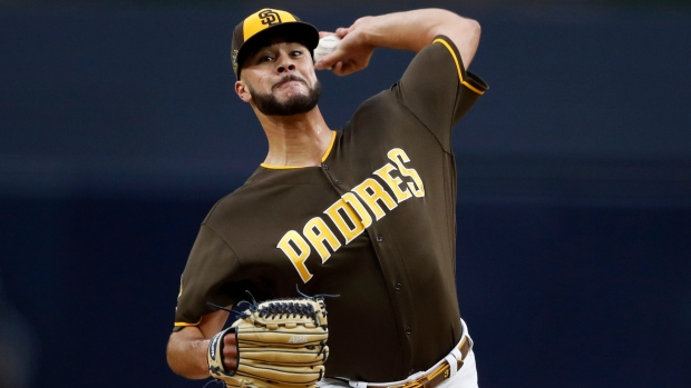 San Diego Padres Hit 3 Homers To Back Joey Lucchesi In 5 2