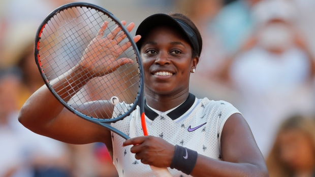 Sloane Stephens beats Muguruza, marches into second successive French Open quarterfinal