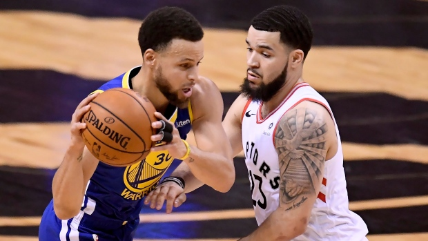 Down By The Bay Toronto Raptors Visit Golden State Warriors In First Rematch Since Nba Finals Tsn Ca