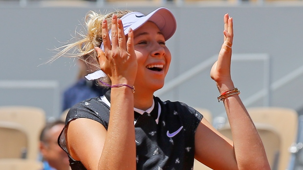 Barty wins first major at French Open