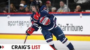Craig's List: Caufield scores his way into Top 5