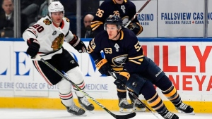 Ice Chips: Sabres to scratch Skinner again