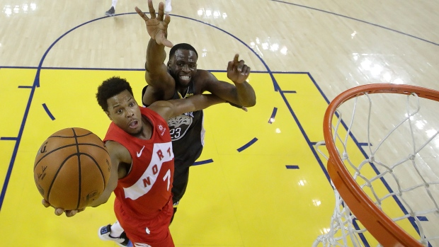 95d34b6ec05 Toronto Raptors remain all-business on eve of what could be historic victory  - TSN.ca