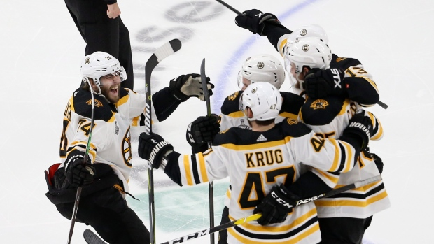 Boston Bruins Hammer St Louis Blues To Force Game 7 In Stanley Cup