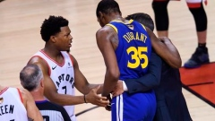 Kyle Lowry Kevin Durant