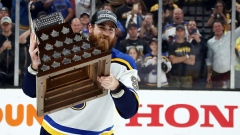 Ryan O'Reilly wins the Conn Smythe Trophy