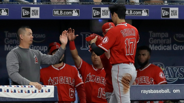 Shohei Ohtani Becomes First Japanese-Born Player to Hit For the Cycle