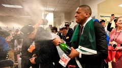 Raptors president Masai Ujiri accused of assaulting sheriff's deputy in Oakland Article Image 0